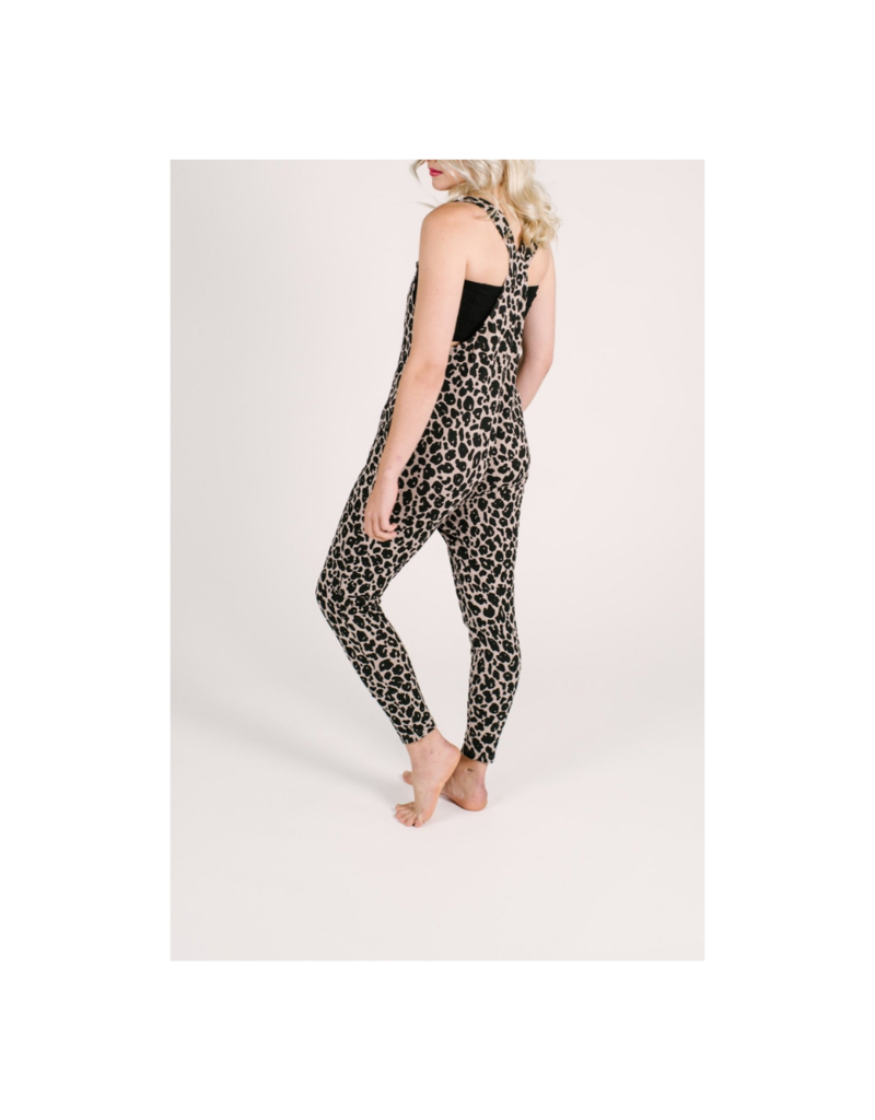 Smash + Tess Romperalls in Lexi Leopard by Smash + Tess