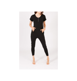 Smash + Tess AnyDay Romper in Black by Smash + Tess