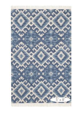 Dash & Albert Dash & Albert Marmara Kilim Woven Cotton