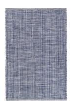 Dash & Albert Dash & Albert Fusion Indoor/Outdoor Rug in Blue
