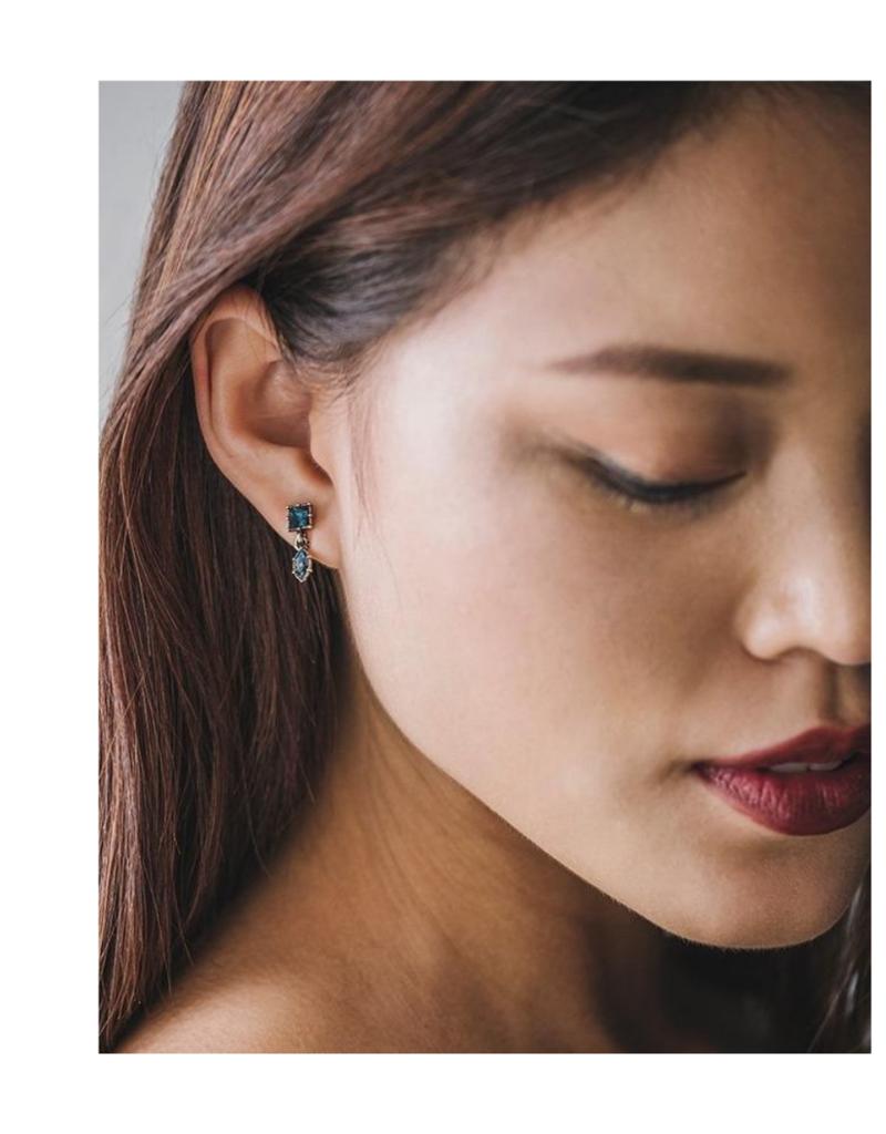 Lover's Tempo Lover's Tempo Bella Drop Earrings Montana