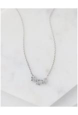 Lover's Tempo Lover's Tempo Blossom Necklace Silver