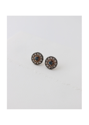 Lover's Tempo Lover's Tempo Odyssey Stud Earrings Midnight