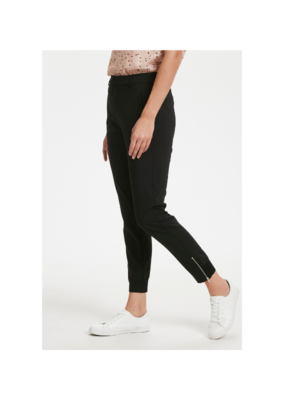 InWear Nica Pants in Black by InWear