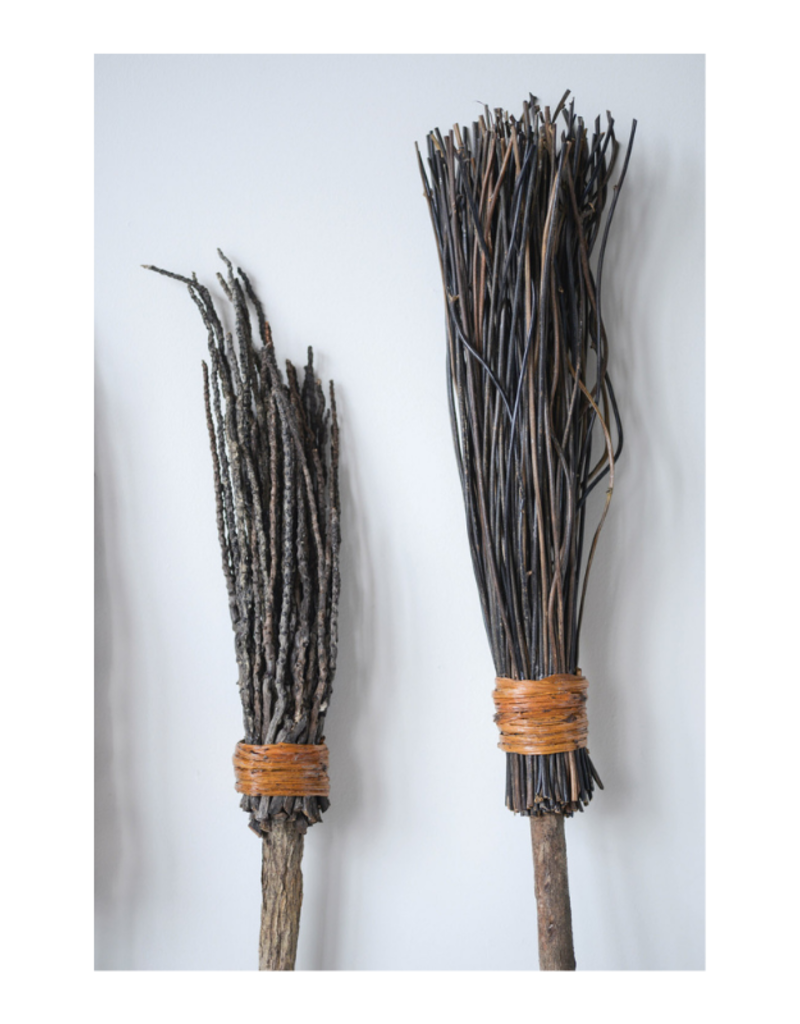 Twig Witch's Broom