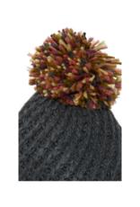 ICHI Nava Hat Dark Grey Melange by ICHI