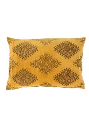 Vivi Velvet Pillow Gold