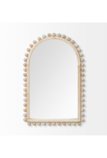Leeds Arched Wood Frame Mirror