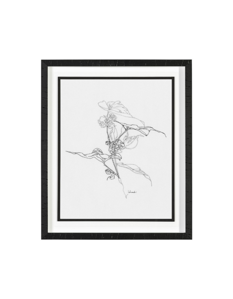 mercana Hiraki Art Print III