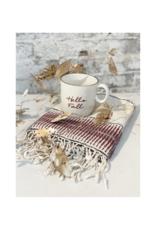 Fall Stoneware Mug