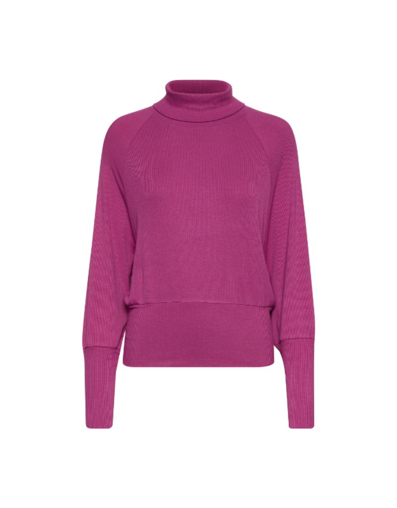 b.young Toella Sweater Fuschia by b.young