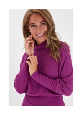 b.young Toella Sweater Fuschia by b.young