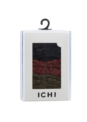 ICHI 3 Marika Pack Socks In A Box by ICHI