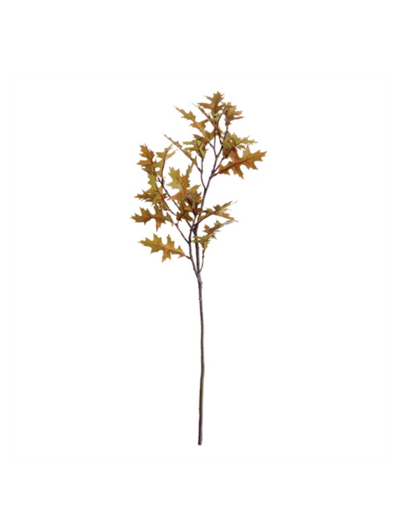 Napa Home & Garden Oak Leaf Branch 30""