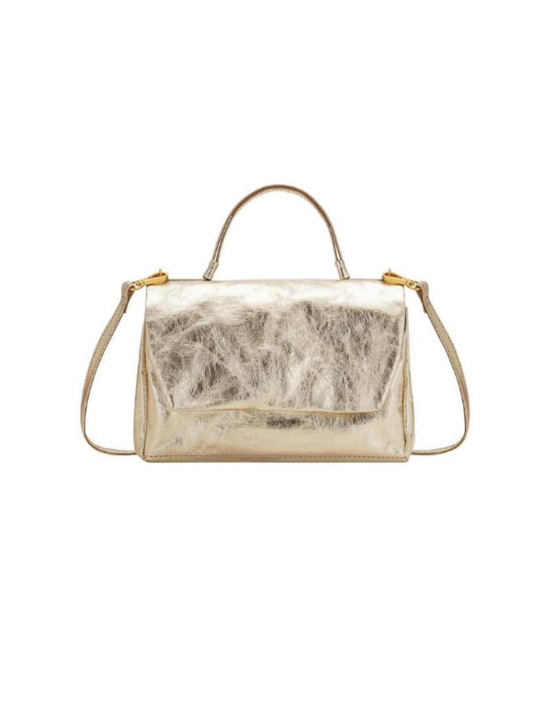 uashmama Large Terme Manico Handbag in Platino by Uashmama