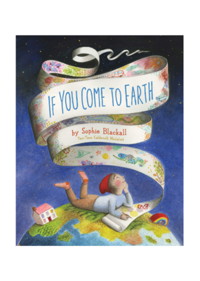 If You Come to Earth Book