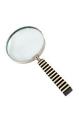 Magnifying Glass Striped