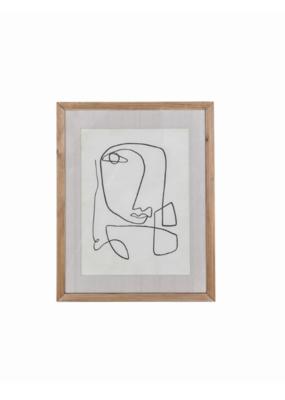 "Femme Art Print 27.5"" x 21.5"""