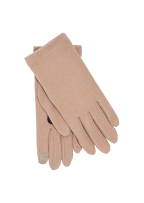 Comfort Stretch Touch Glove Oatmeal by Echo