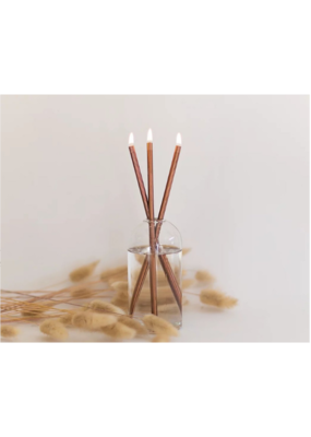 Everlasting Candle Co Everlasting Candle Set in Copper