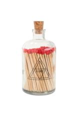 Skeem Alchemy Apothecary Match Bottle Large