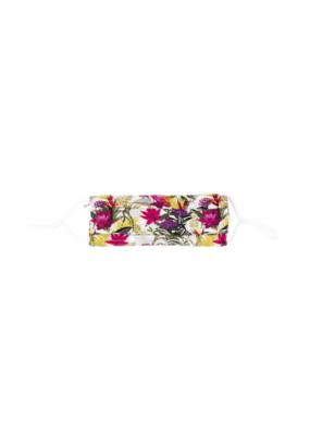 lemonwood Silk Face Mask Fern & Floral