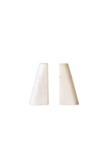 Bloomingville Set of 2 Marble Bookends