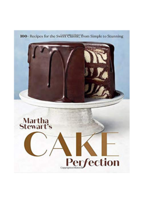 Martha Stewart Cake Perfection Cookbook