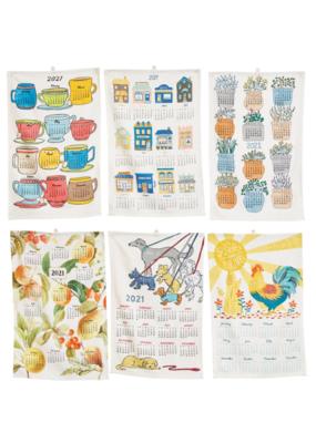 2021 Calendar Cotton Tea Towel