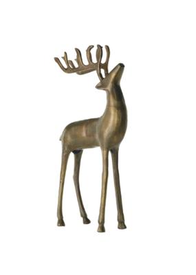 "Hofland Aluminum Reindeer 25"""