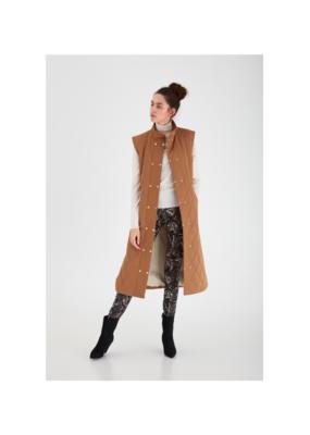ICHI Annie Long Vest by ICHI