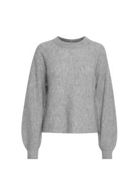 ICHI Amara Ribbed Sweater by ICHI