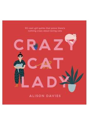 Crazy Cat Lady Book