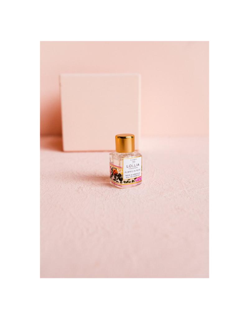 Lollia Always In Rose Little Luxe Eau De Parfum by Lollia
