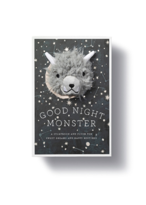 Goodnight Monster Gift Set