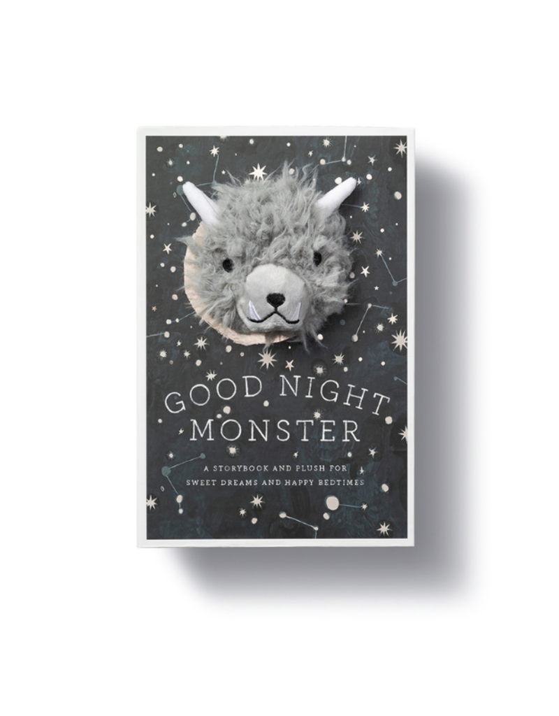 Goodnight Monster Gift Set