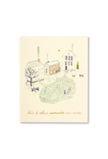 This Is Where Memories Are Made - New Home Card