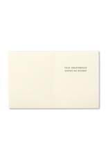A Universal Truth - Friendship Card