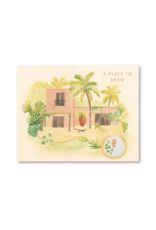 A Place To Grow - New Home Card