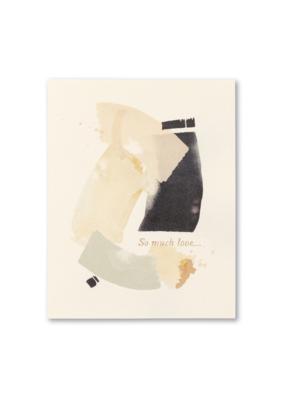 So Much Love - Sympathy Card