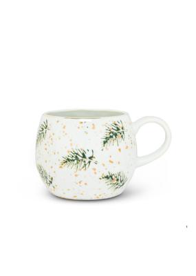 Pine Bough Bell Mug