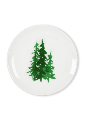 Evergreen Forest Small Plate