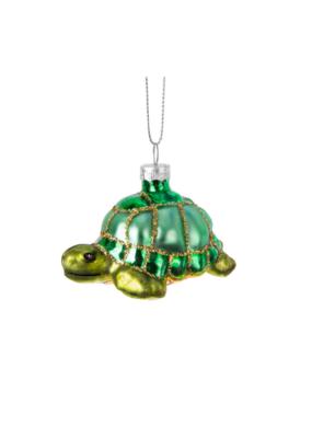 Glass Turtle Ornament