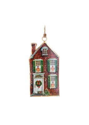 Festive House Ornament