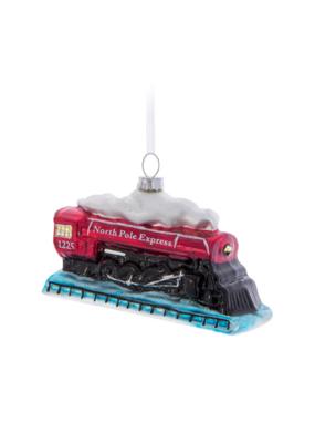 North Pole Train Ornament