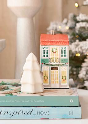 Castelbel Castelbel Happiest Xmas Tree Soap Green Box