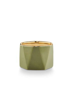 Illume Balsam & Cedar Electroplated Dylan Candle