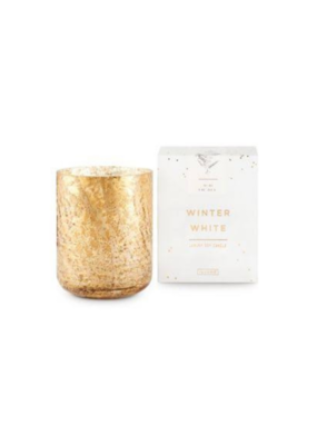 Illume Winter White Luxe Sanded Boxed Tumbler