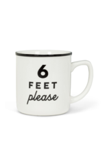 """6ft Please"" Mug"