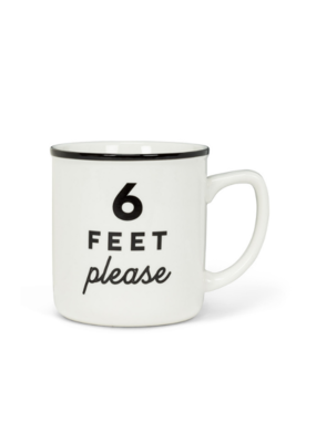 """6ft Please"" Mug"